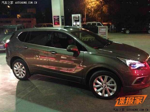 Buick Envision #15