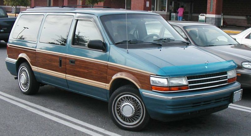 1993 Plymouth Voyager #1
