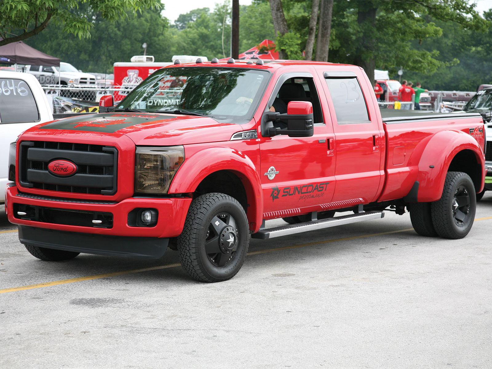 Ford F-450 #15