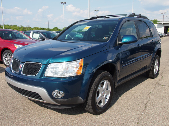 2006 Pontiac Torrent #7