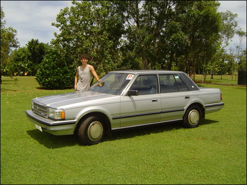 1984 Toyota Crown #5