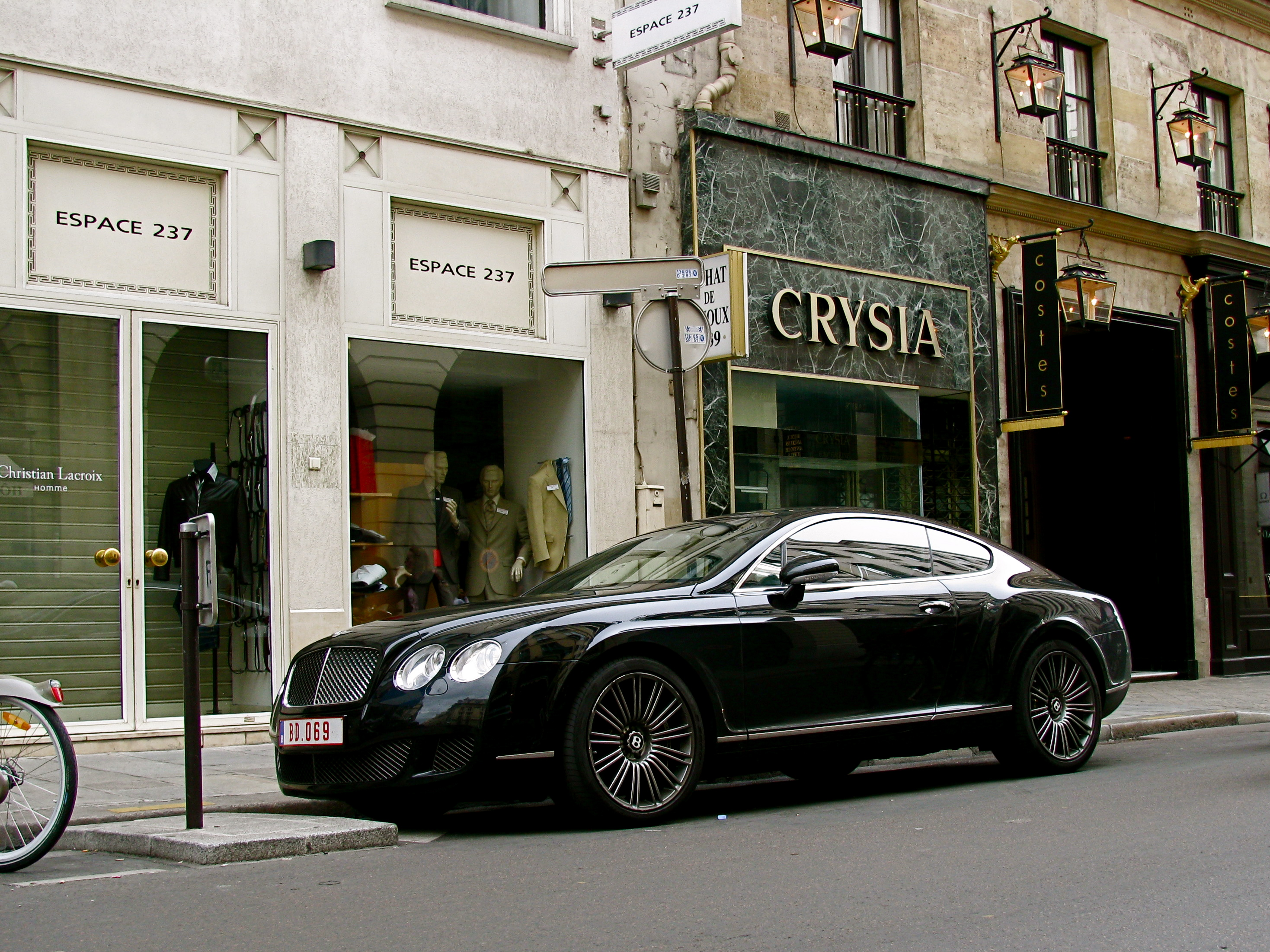 2008 Bentley Continental Gt Speed #9