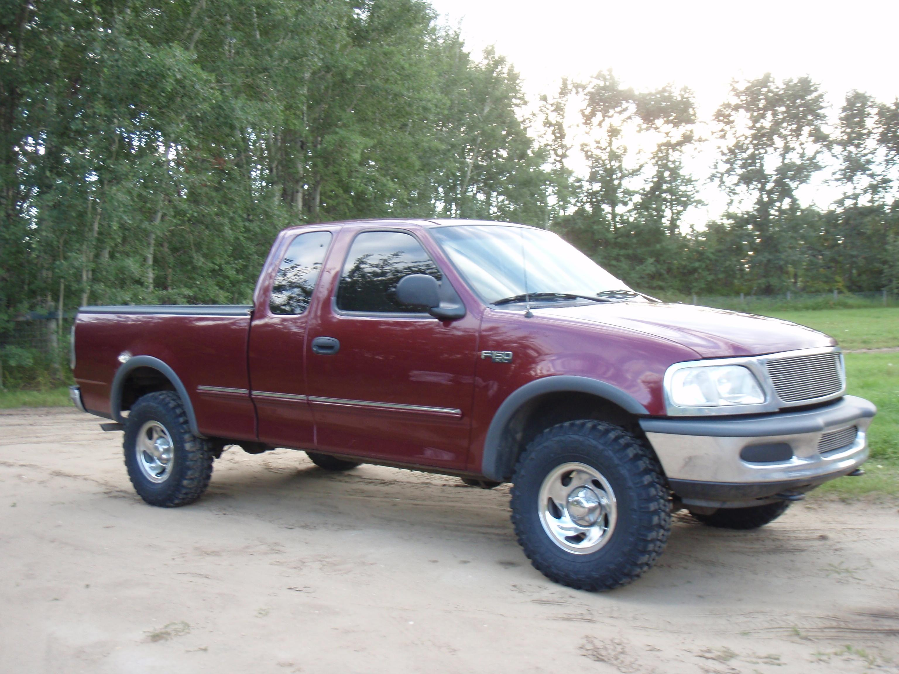 1997 Ford F-150 #9