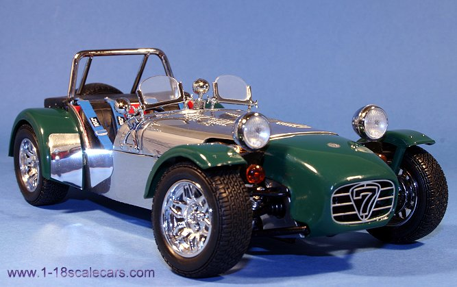 1995 Caterham Super 7 #1