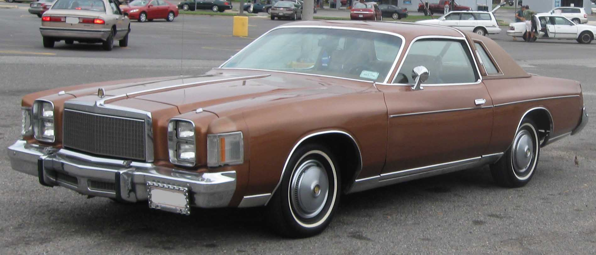 1970 Chrysler Cordoba #4
