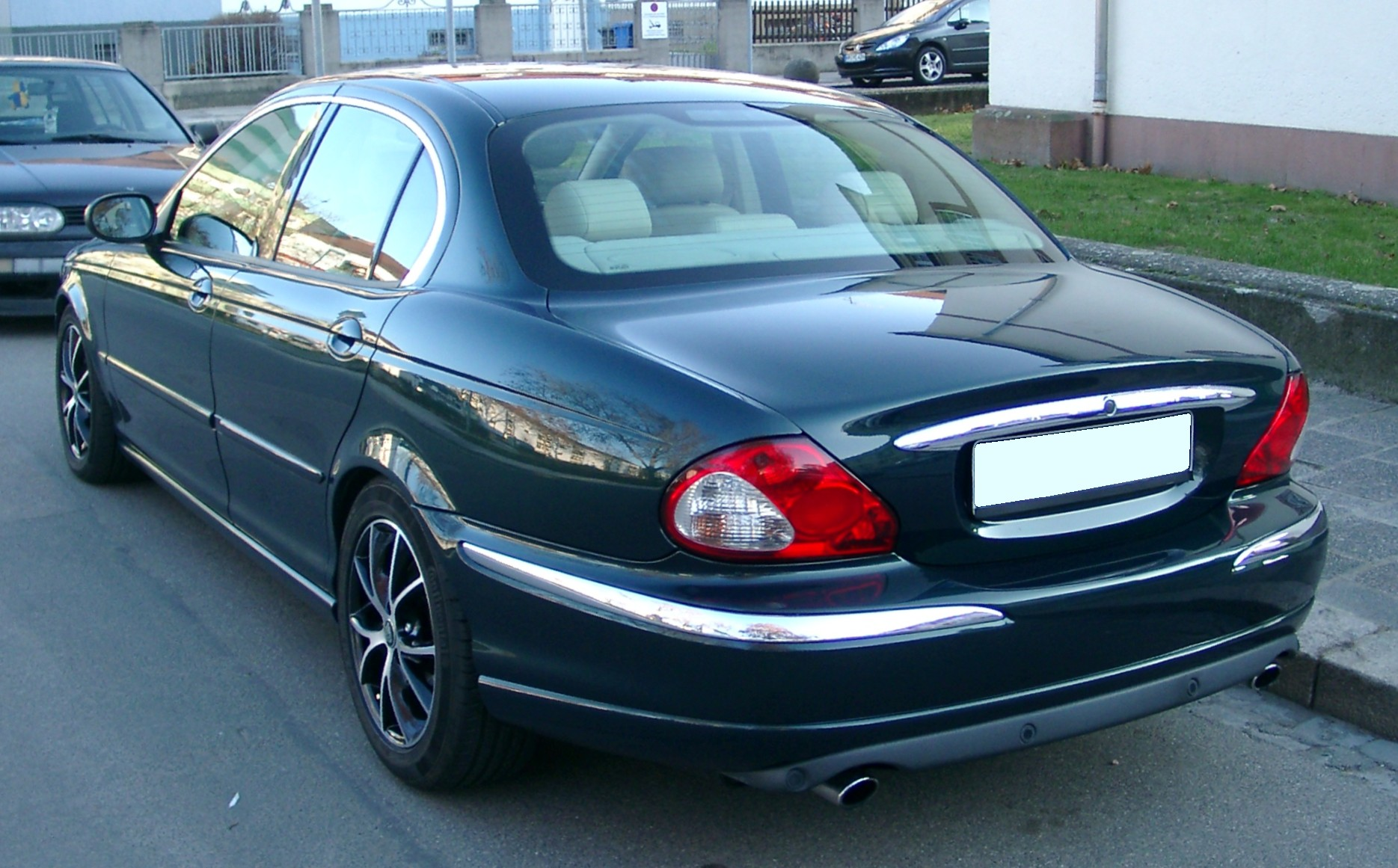 2007 Jaguar X-type #3