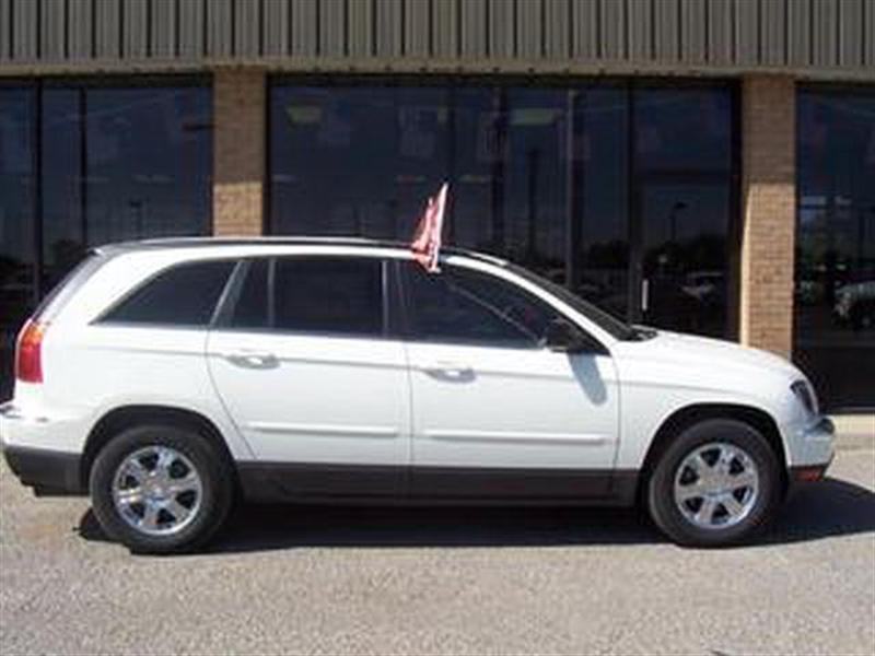2005 Chrysler Pacifica #12