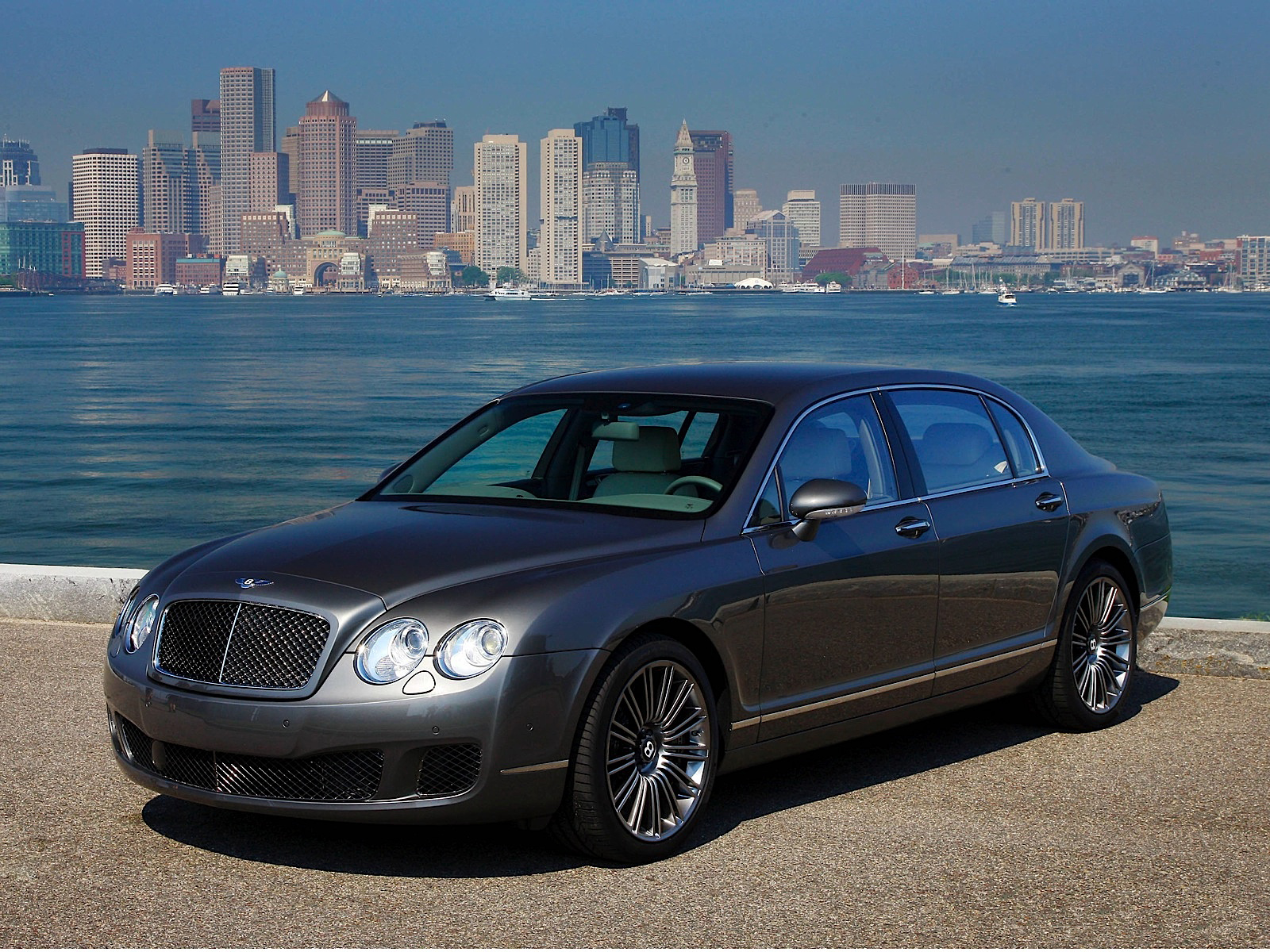 2011 Bentley Continental Flying Spur #2