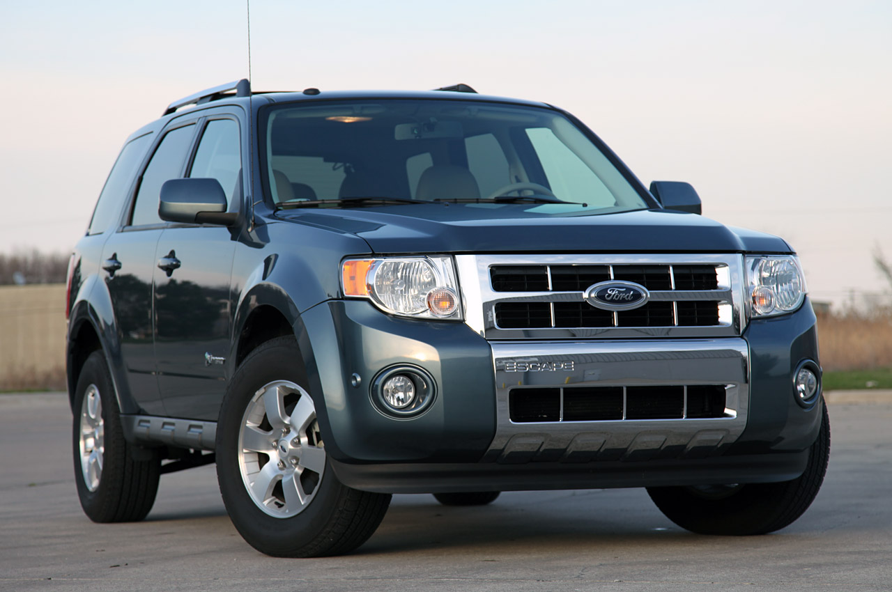 2010 Ford Escape Hybrid #10