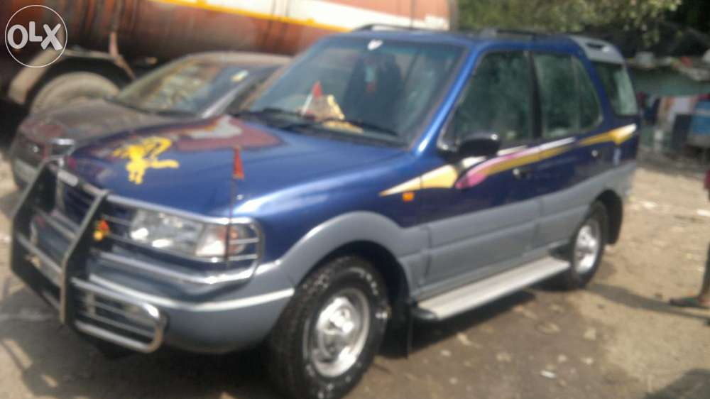 2002 Tata Safari #11