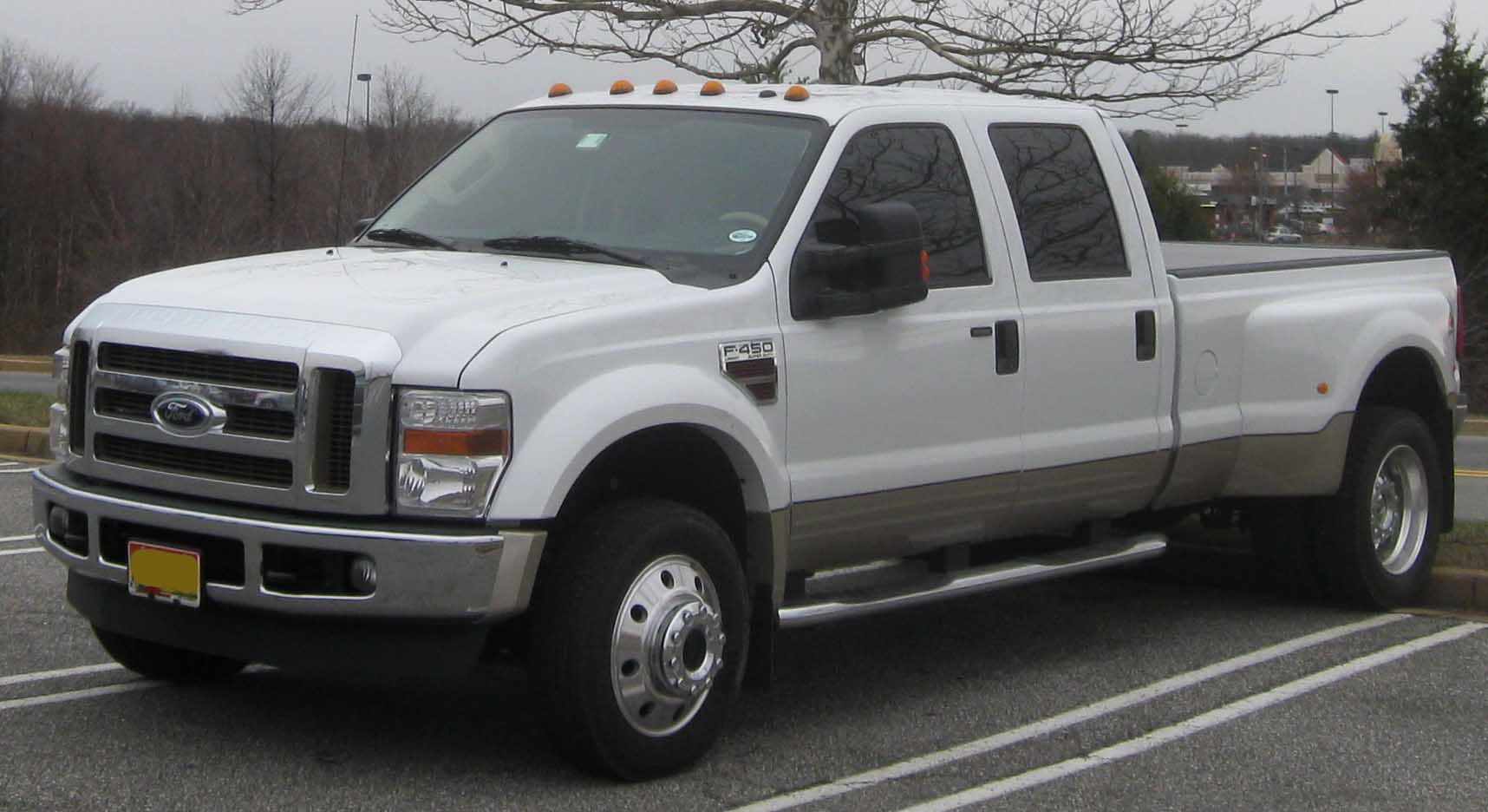 2010 Ford F-450 Super Duty #4