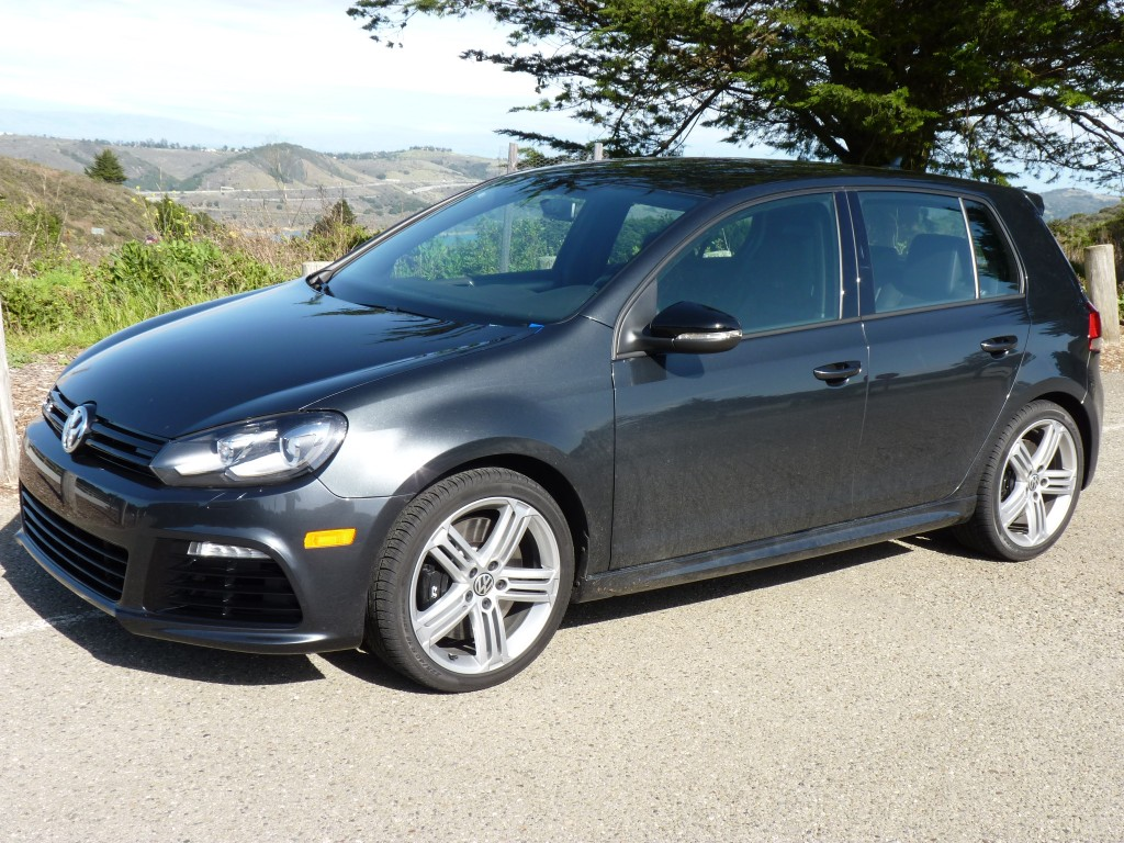 2012 Volkswagen Golf #8