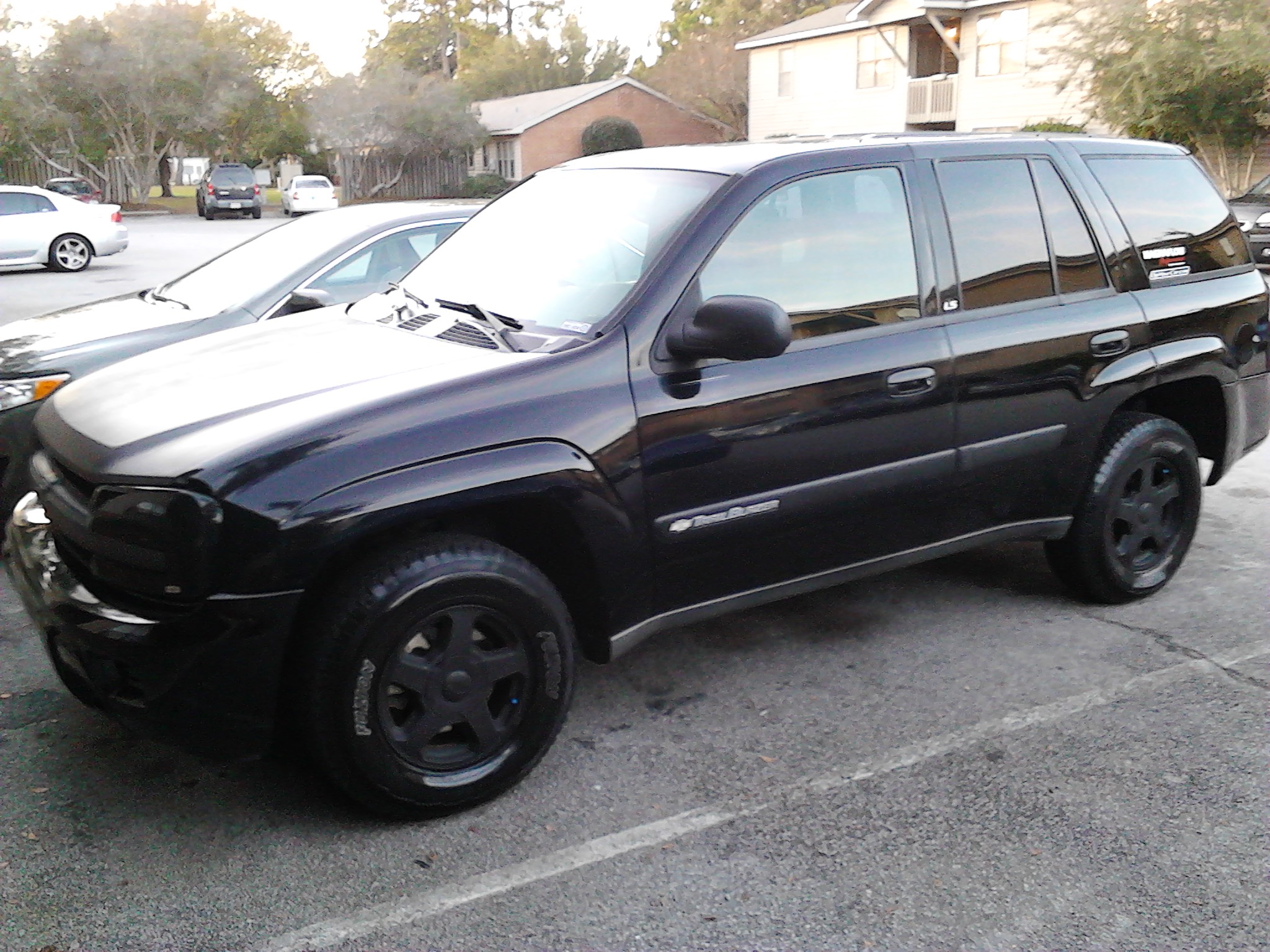 2004 Chevrolet Trailblazer #4