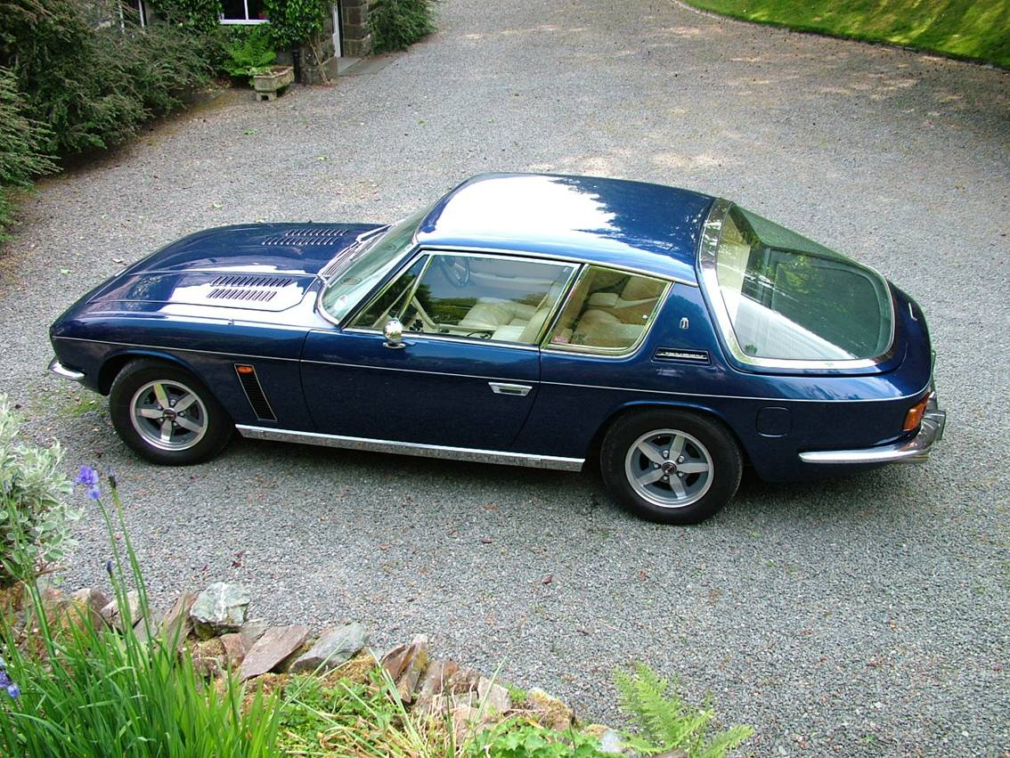 1993 Jensen Interceptor #8