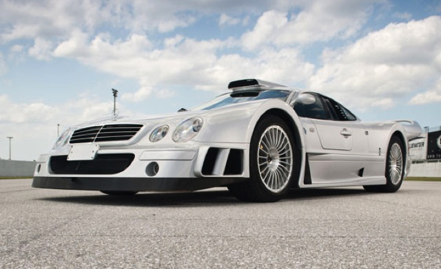 Mercedes-Benz CLK #13