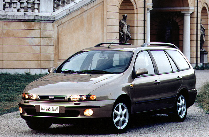 Fiat Marea Weekend #3
