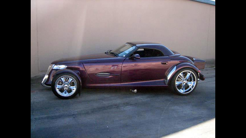 1999 Dodge Prowler #15