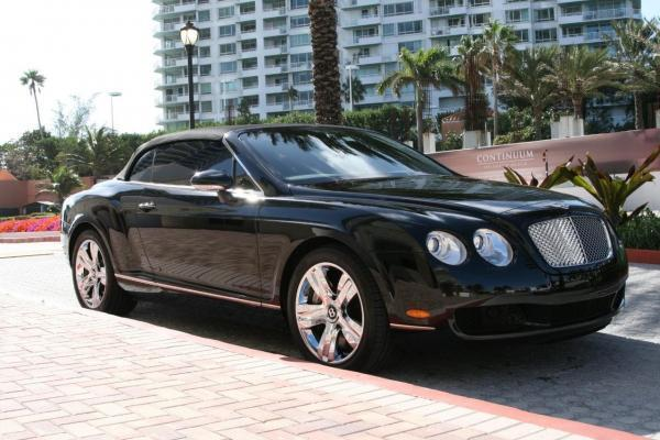 2008 Bentley Continental Gtc #7