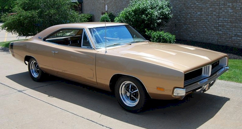 Chrysler Charger #13