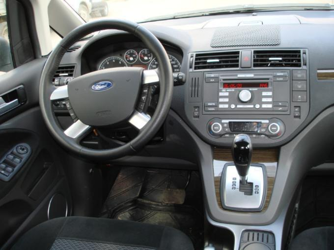 2007 Ford C-MAX #13