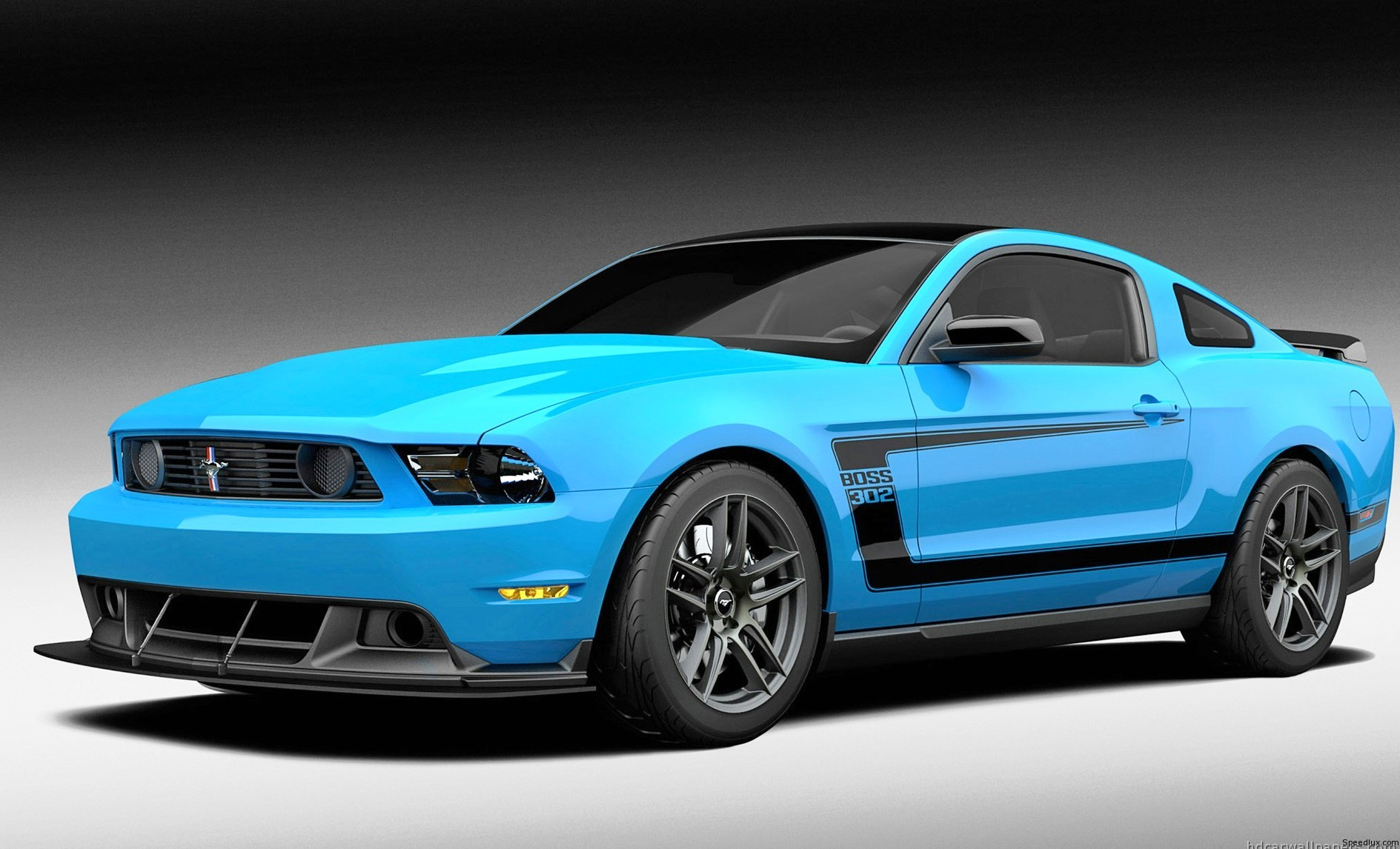 2014 Ford Mustang #7