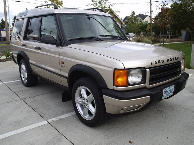2001 Land Rover Discovery Series Ii #4