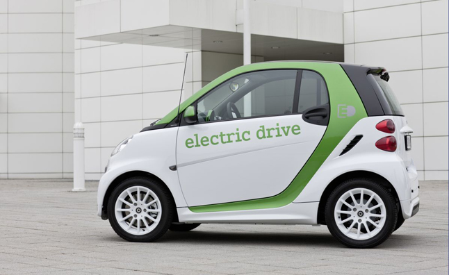 2014 Smart Fortwo #13