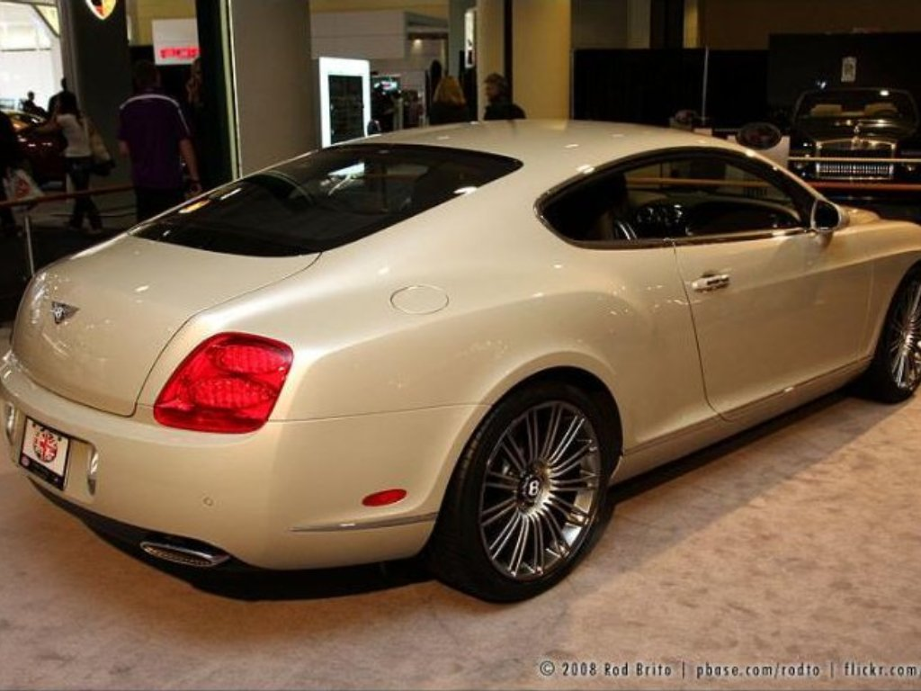 2007 Bentley Continental Gt #9
