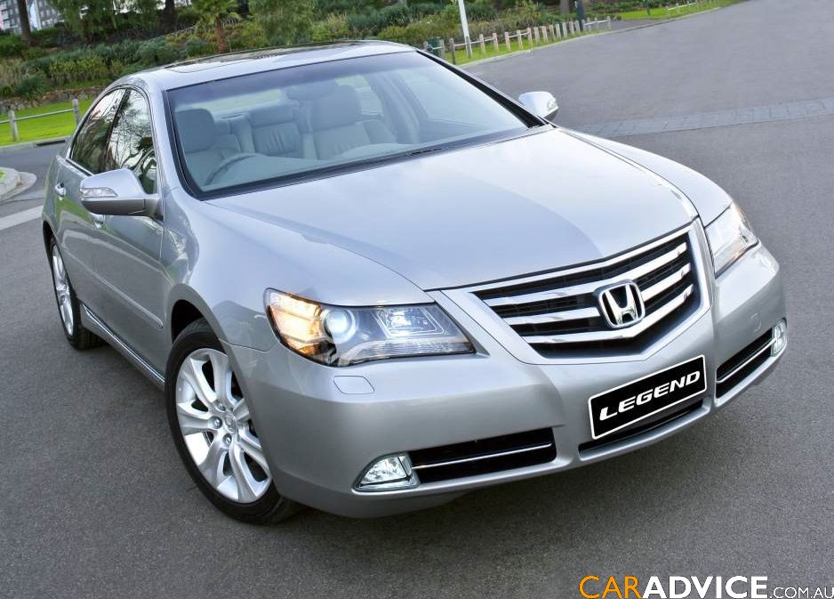 2009 Honda Legend #7