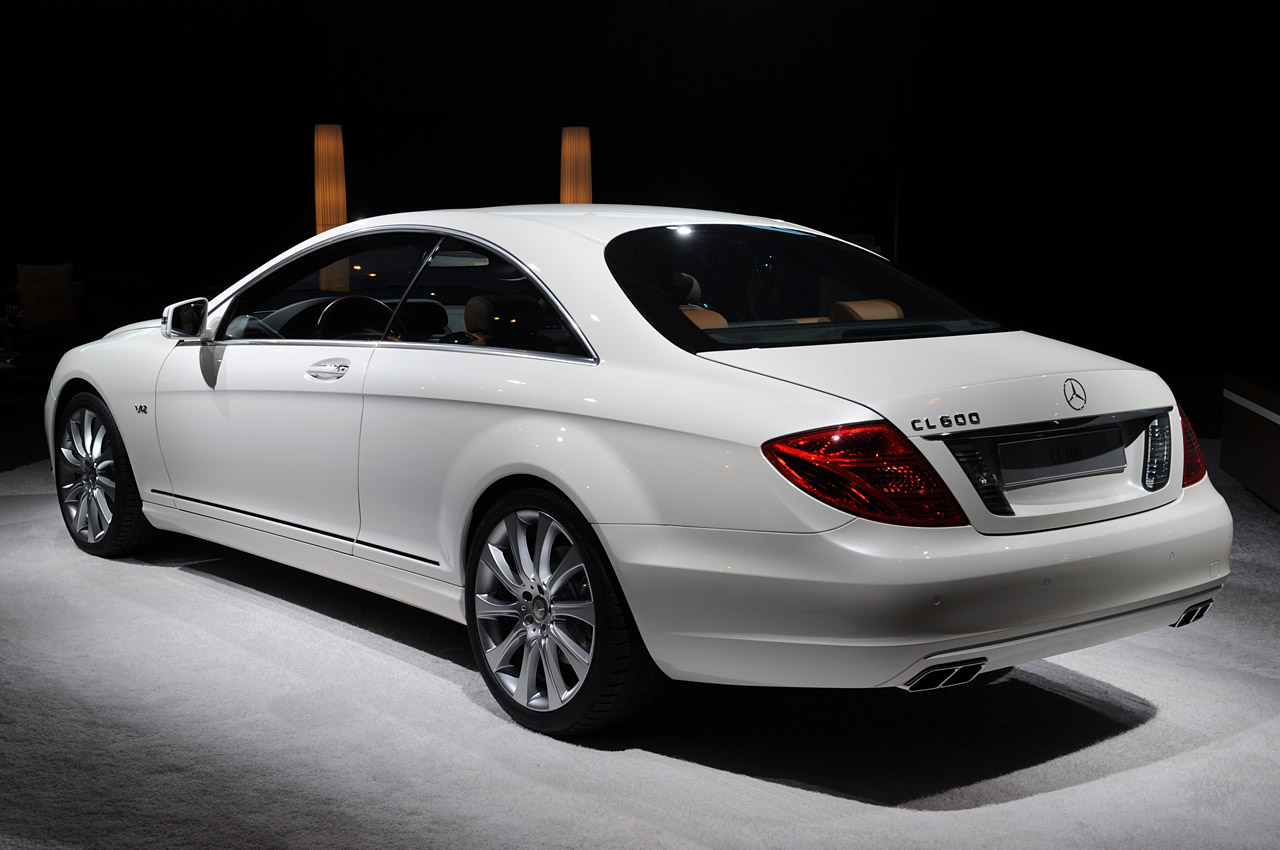 2011 Mercedes-Benz CL #4
