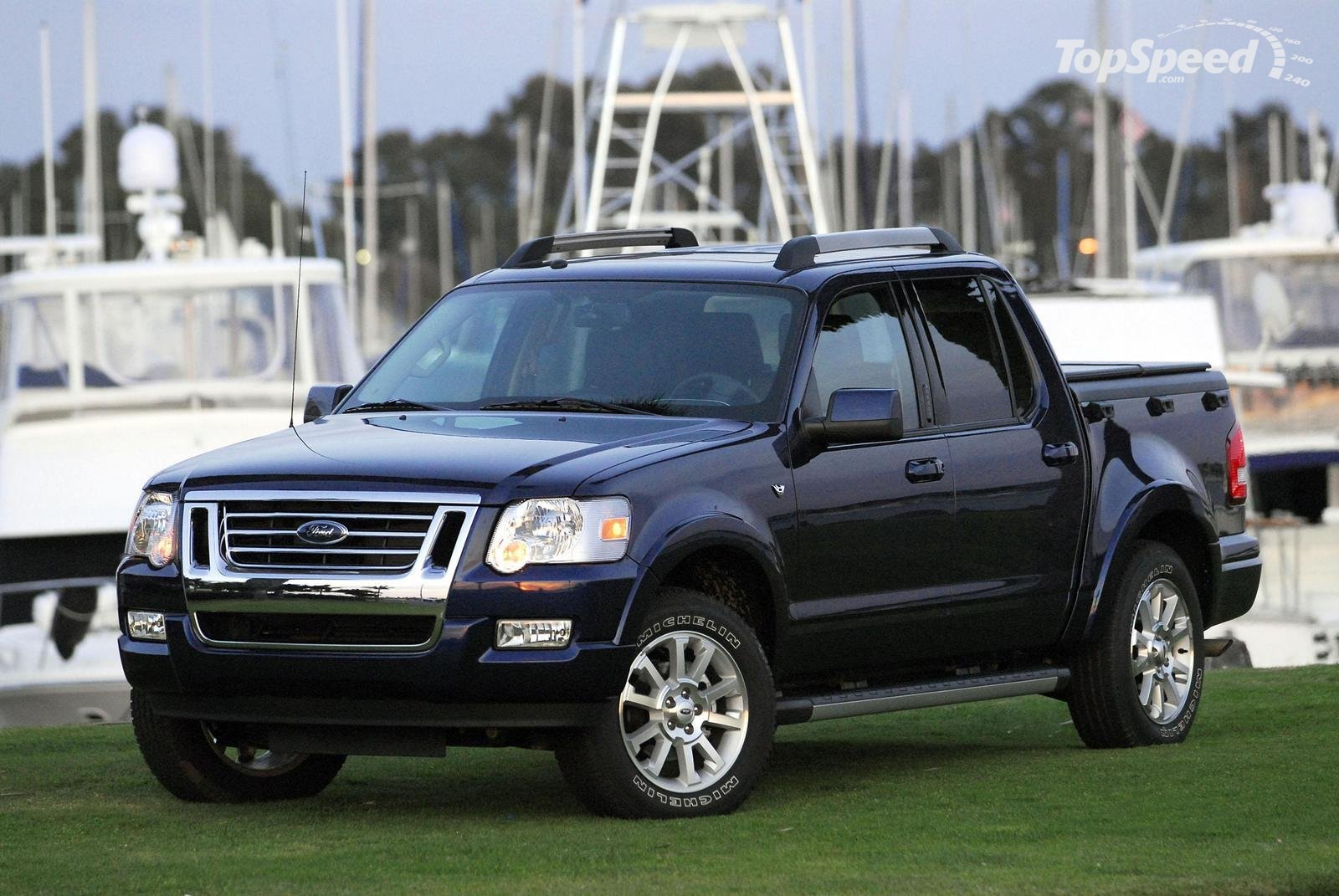 2008 Ford Explorer Sport Trac #10