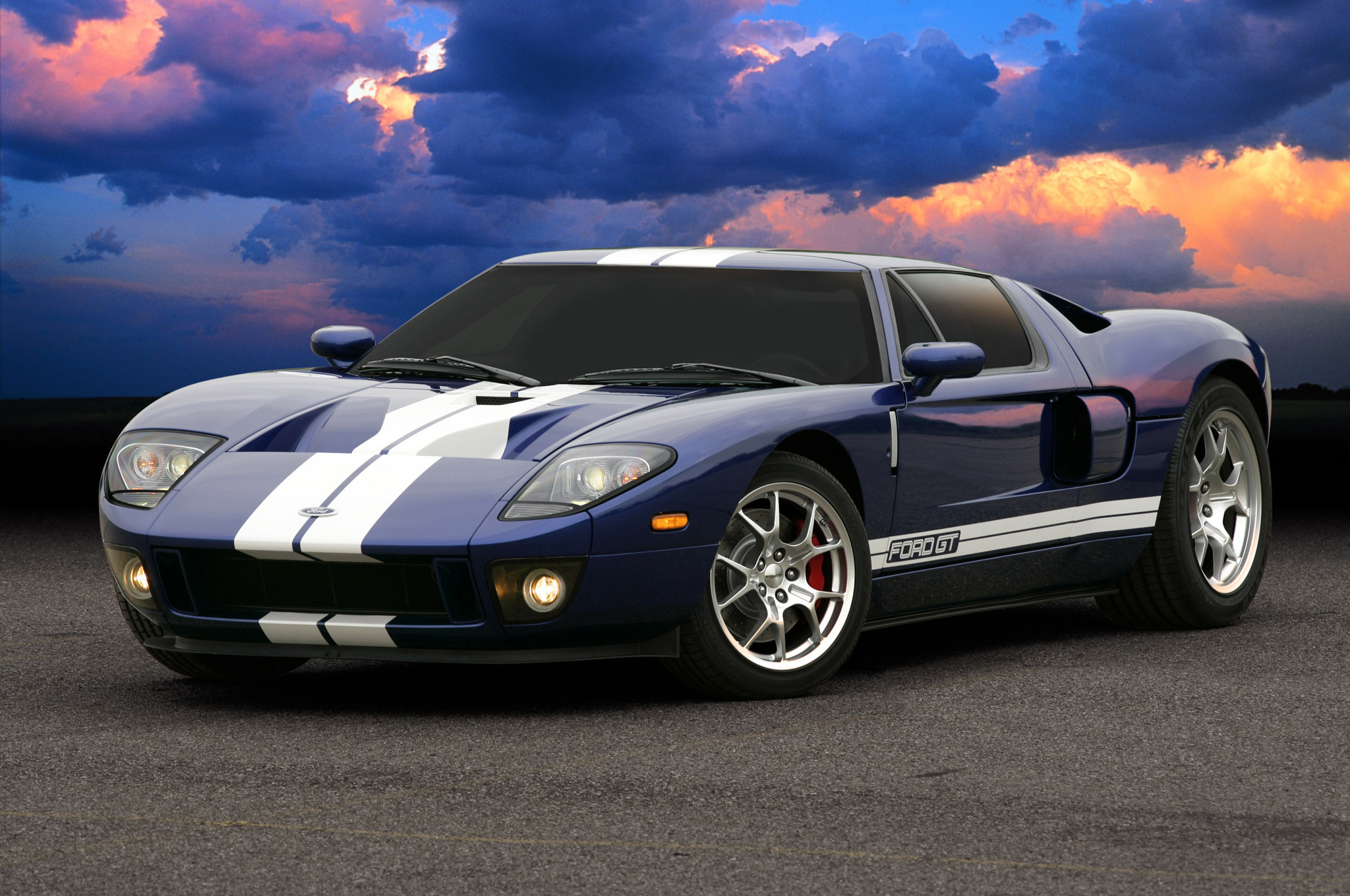 Ford GT 500 #2