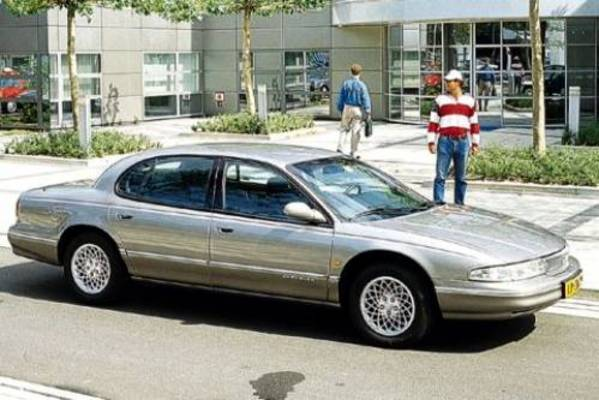1994 Chrysler New Yorker #6