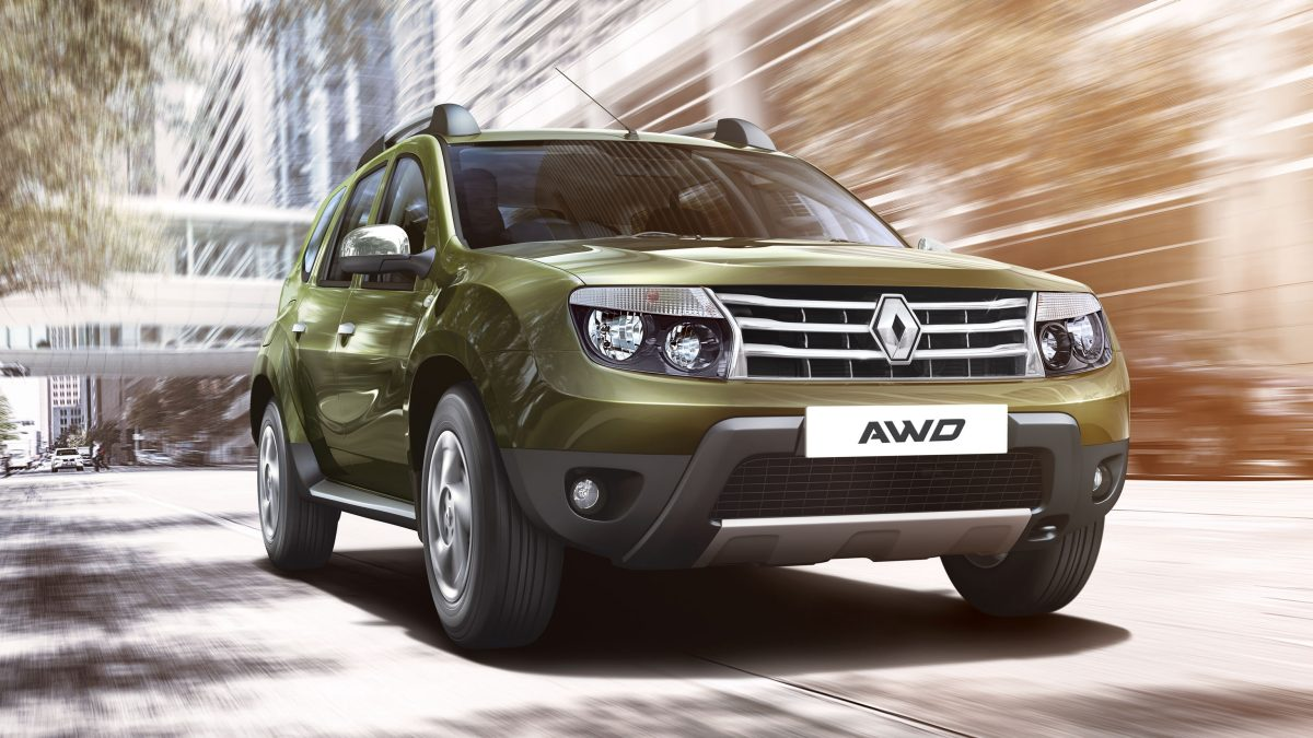 Renault Duster #4