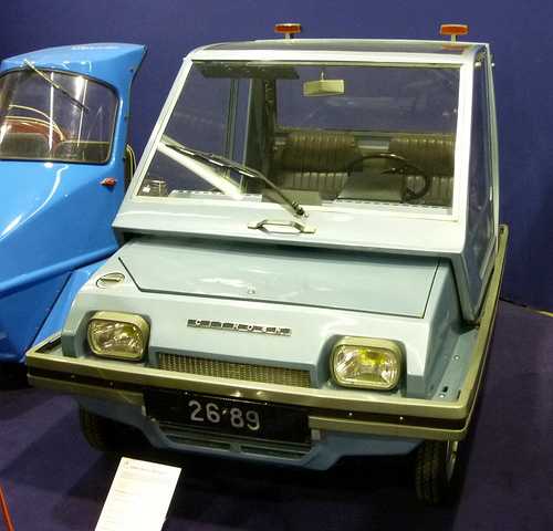 Citroen Mini-Zup #1