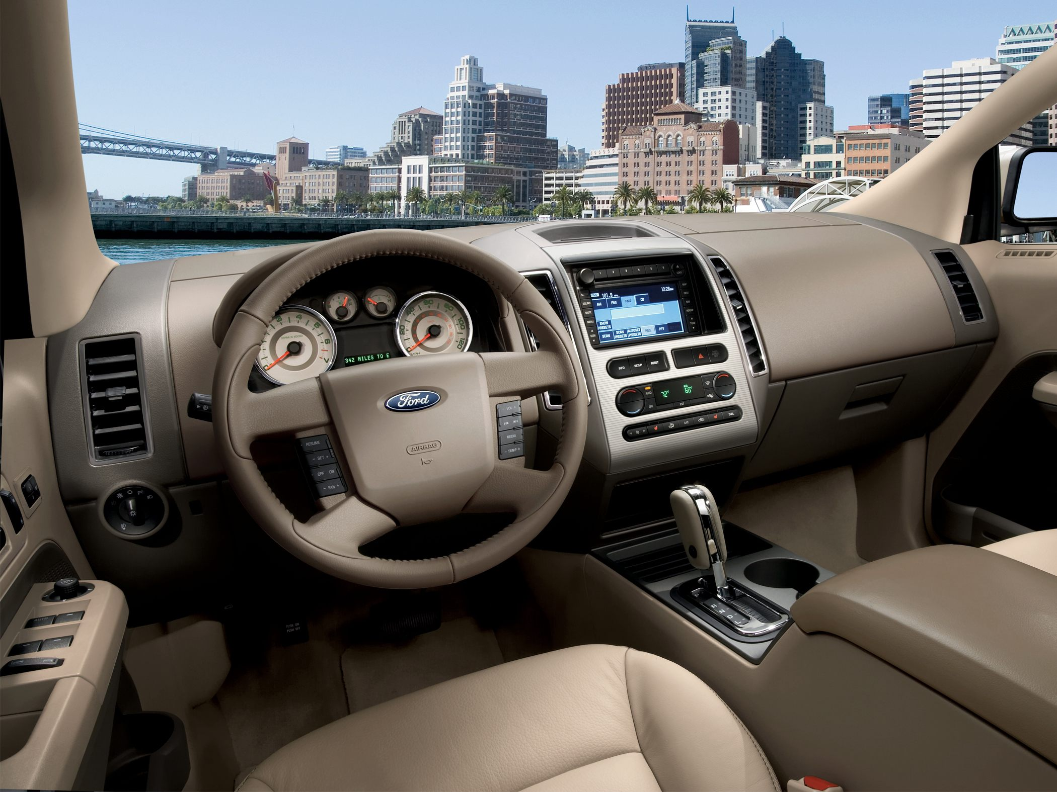 2010 Ford Edge Photos Informations Articles Bestcarmag Com