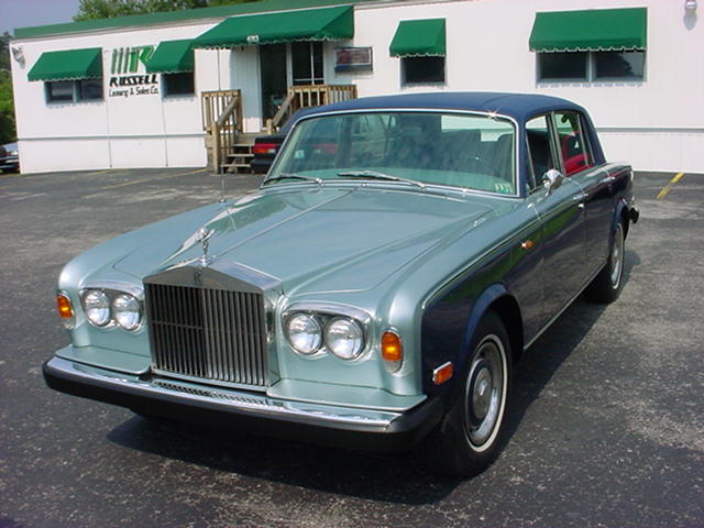 1976 Rolls royce Silver Shadow #16