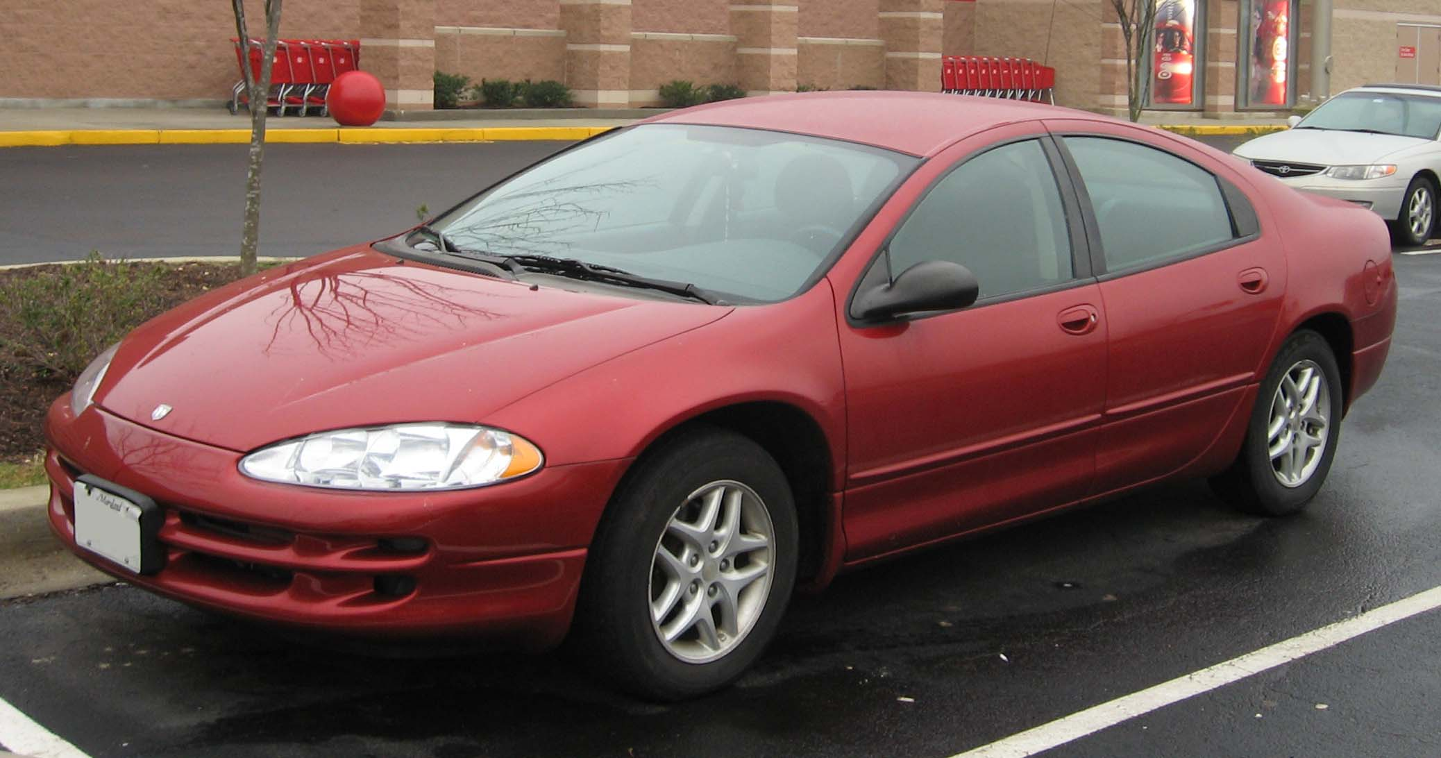 1998 Dodge Intrepid #4