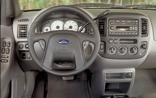 2004 Ford Escape #8