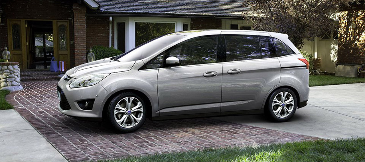 2012 Ford C-Max #4