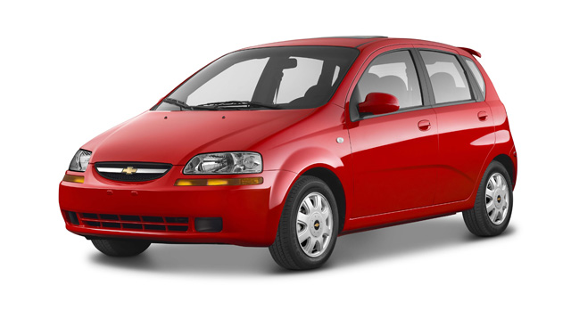 2005 Chevrolet Aveo Photos  Informations  Articles
