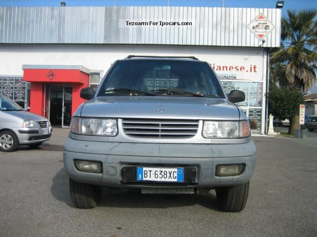 2001 Tata Safari #11