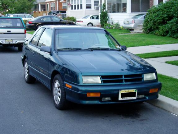 1993 Dodge Shadow #12