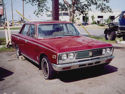 1969 Toyota Crown #13