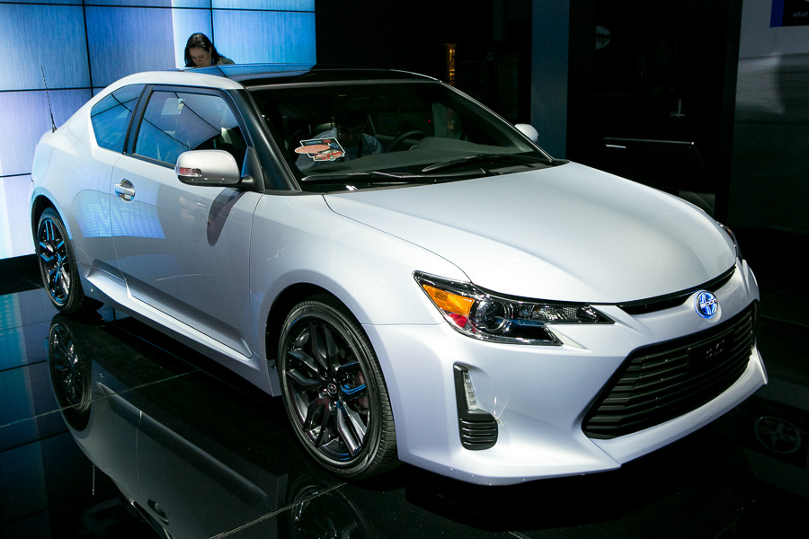2014 Scion Tc #7