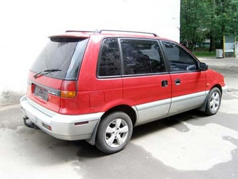 1994 Mitsubishi Space Runner #14
