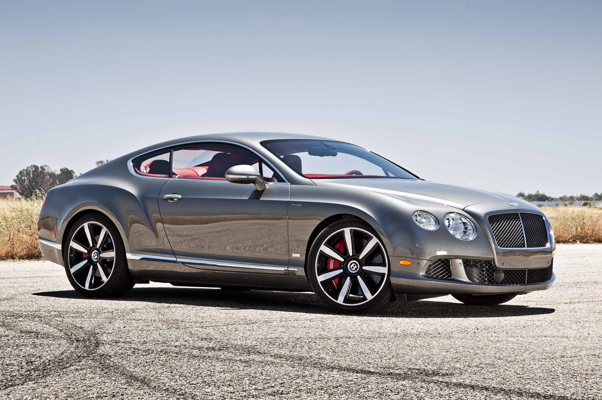 2014 Bentley Continental Gt #6