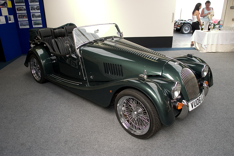 2006 Morgan 4 Seater #8