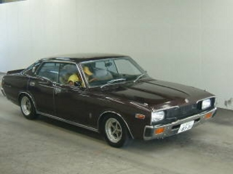 1977 Toyota Crown #4