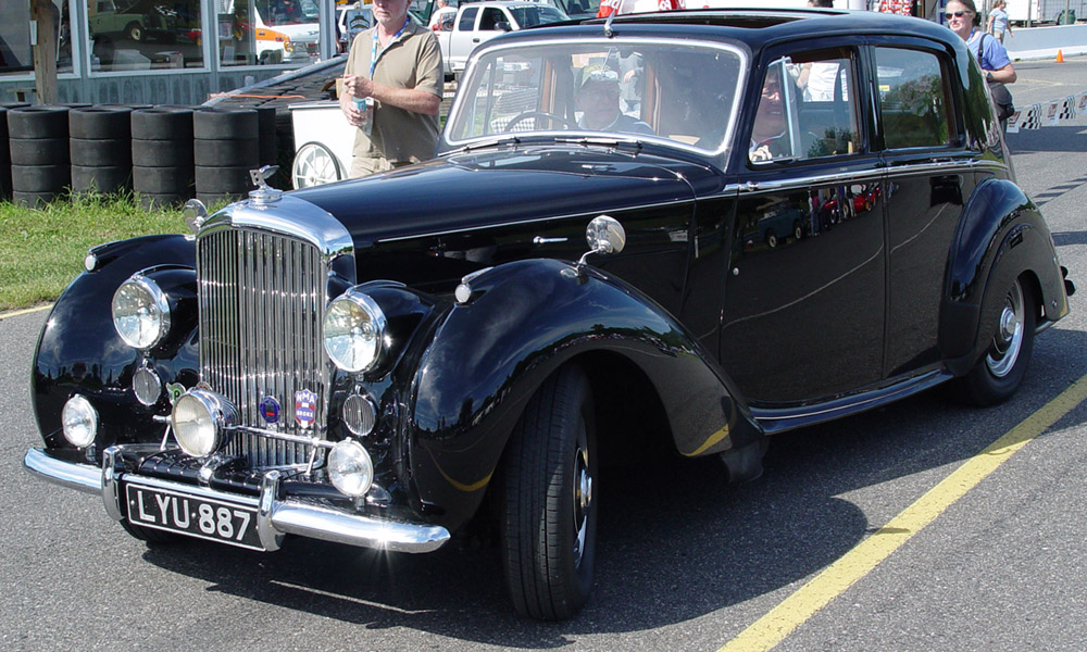 Bentley Mark VI #1
